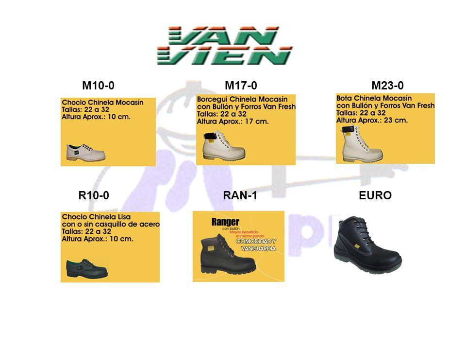 M10-0 M17-0 M23-0 R10-0 RAN-1 EURO
