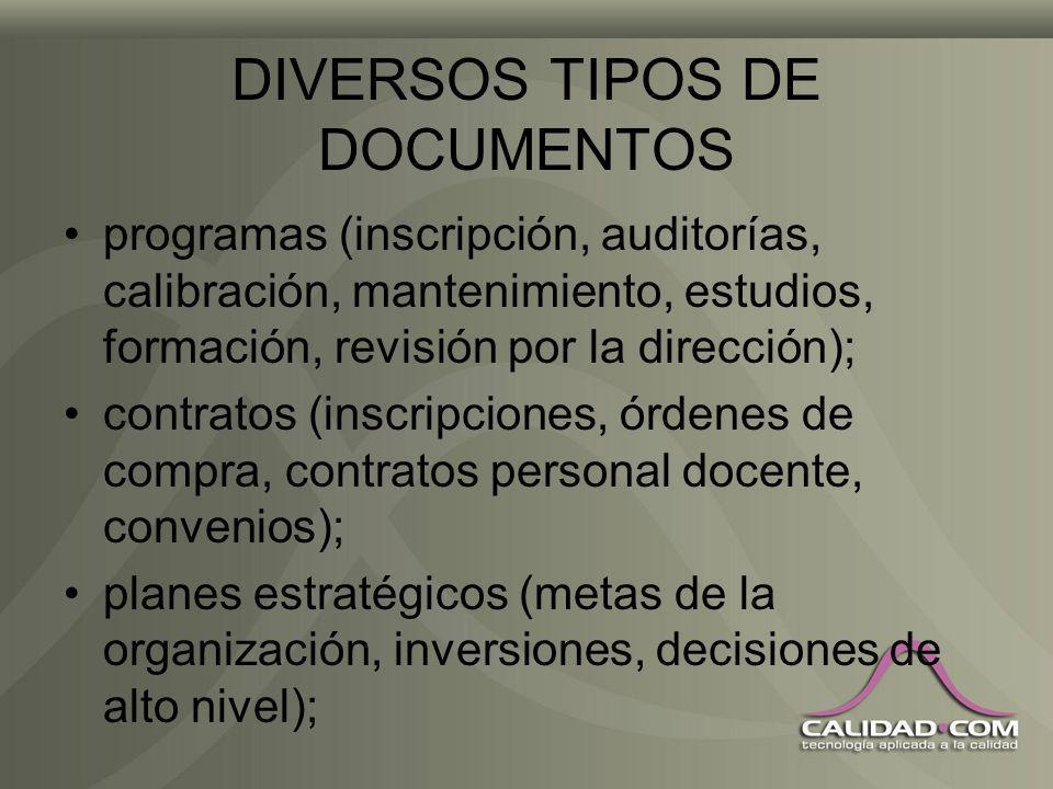 DIVERSOS TIPOS DE DOCUMENTOS dibujos y especificaciones (diagramas de instalaciones escolares, requisitos para trámites, listas de materiales para lab
