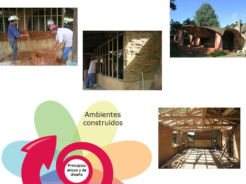 Principios éticos y de diseño Ambientes construidos