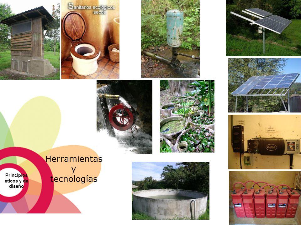 Principios éticos y de diseño Herramientas y tecnologías