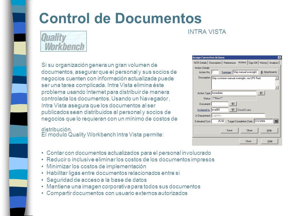 Si su organización genera un gran volumen de documentos, asegurar que el personal y sus socios de negocios cuenten con información actualizada puede s