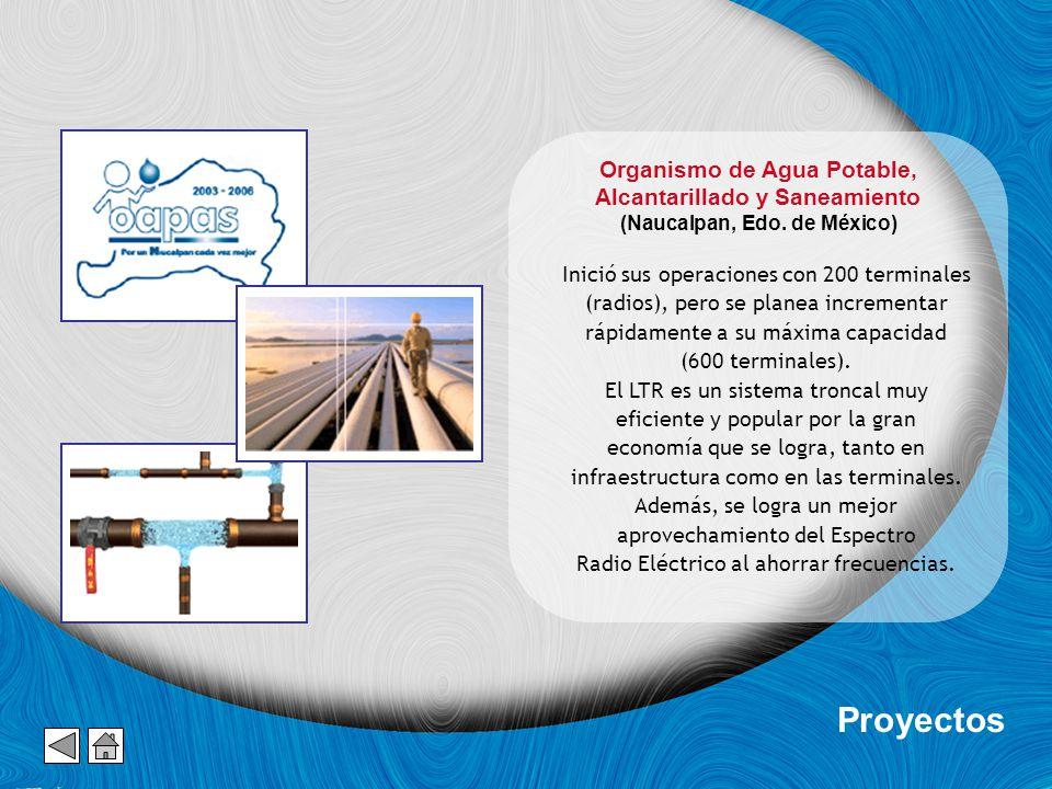 Organismo de Agua Potable, Alcantarillado y Saneamiento (Naucalpan, Edo.