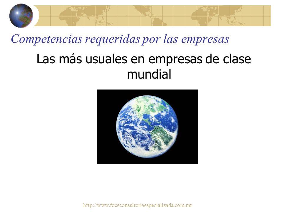 http://www.foceconsultoriaespecializada.com.mx La norma SA8000 provee los requisitos y la metodología para evaluar las condiciones en los lugares de t