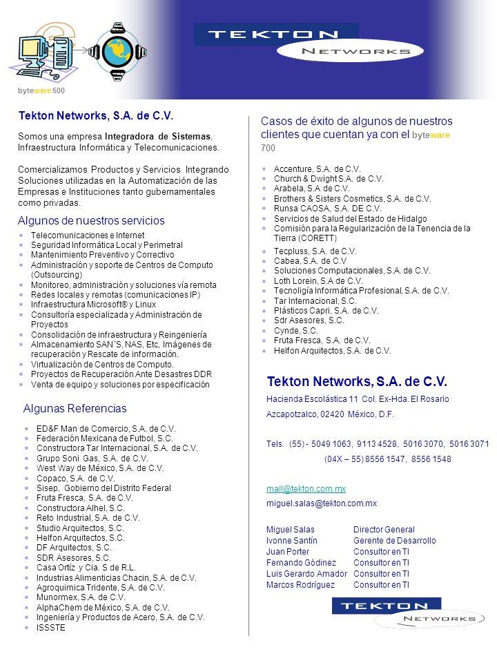 Somos una empresa Integradora de Sistemas, Infraestructura Informática y Telecomunicaciones.
