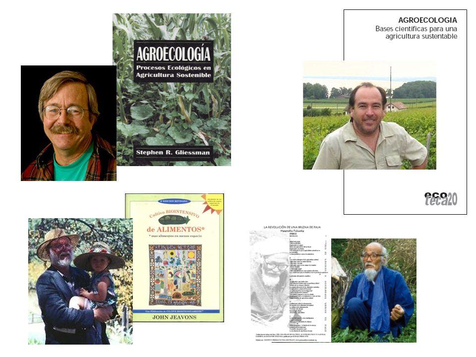 Definición de la agroecología La agroecología es: La aplicación de conceptos y principios ecológicos para el diseño y manejo de agroecosistemas sostenibles Un nuevo enfoque hacia la agricultura y el desarrollo agrícola, basado en la agricultura tradicional, alternativa y/o local, a pequeña escala.