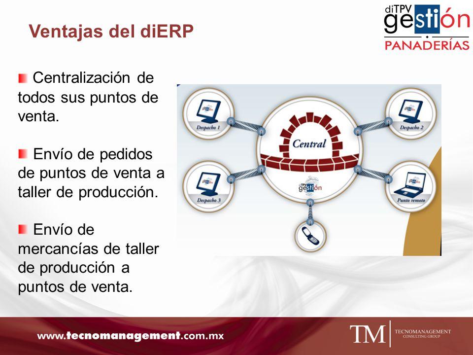 Nuestros Productos ERP (Sistema de planificación de Recursos Empresariales) Con éste sistema podrá controlar la compras, producción, distribución, alm