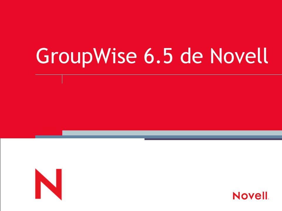 GroupWise 6.5 de Novell