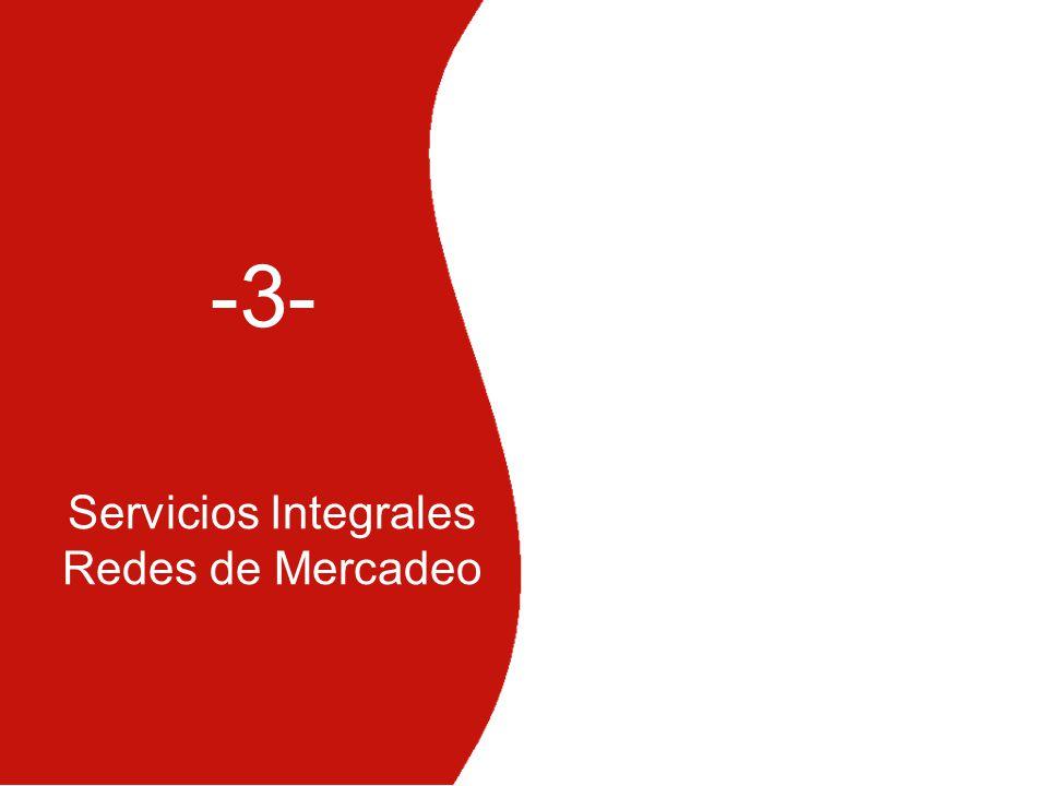 Servicios Integrales Redes de Mercadeo -3-