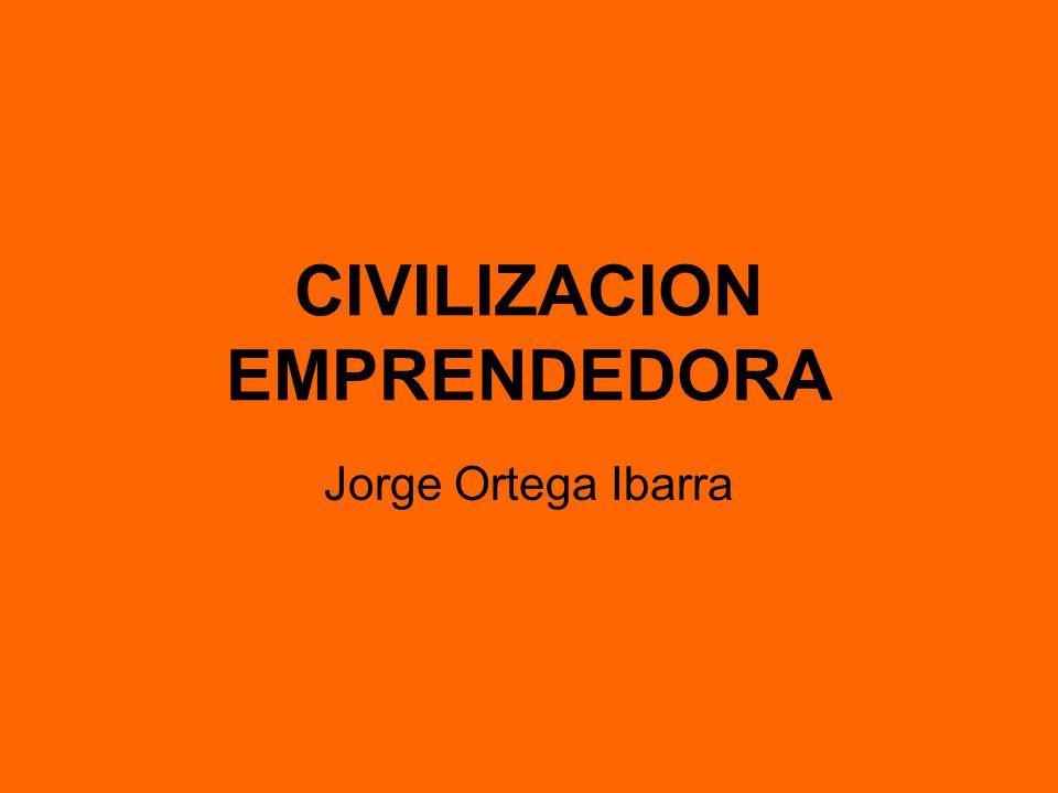 Agradecimiento Presentar un marco antropológico extenso y sociológico a detalle, para comprender las posibilidades y el sentido de una civilización emprendedora en México Narrativa con elementos gráficos y sintéticos Consecuencias personales