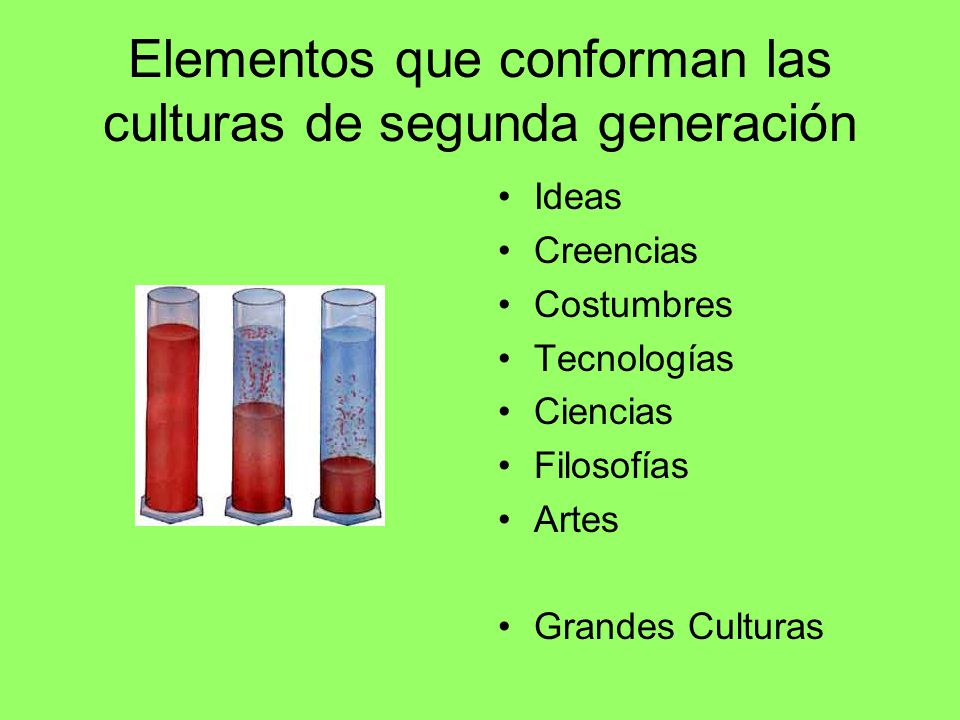 Podemos detonar la evolución mexicana Selección… Adaptación… Evolución…