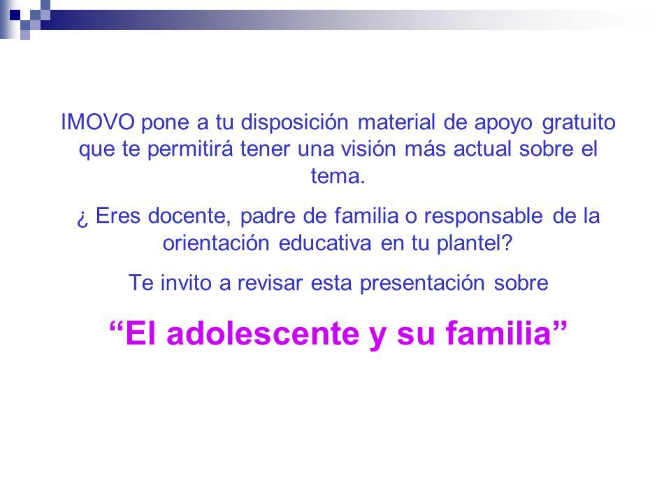 LA FAMILIA FAMILIA Y ADOLESCENCIA CAMBIOS EN LA ESTRUCTURA FAMILIAR ESTILOS PARENTALES COMUNICACIÓN Y CONFLICTO