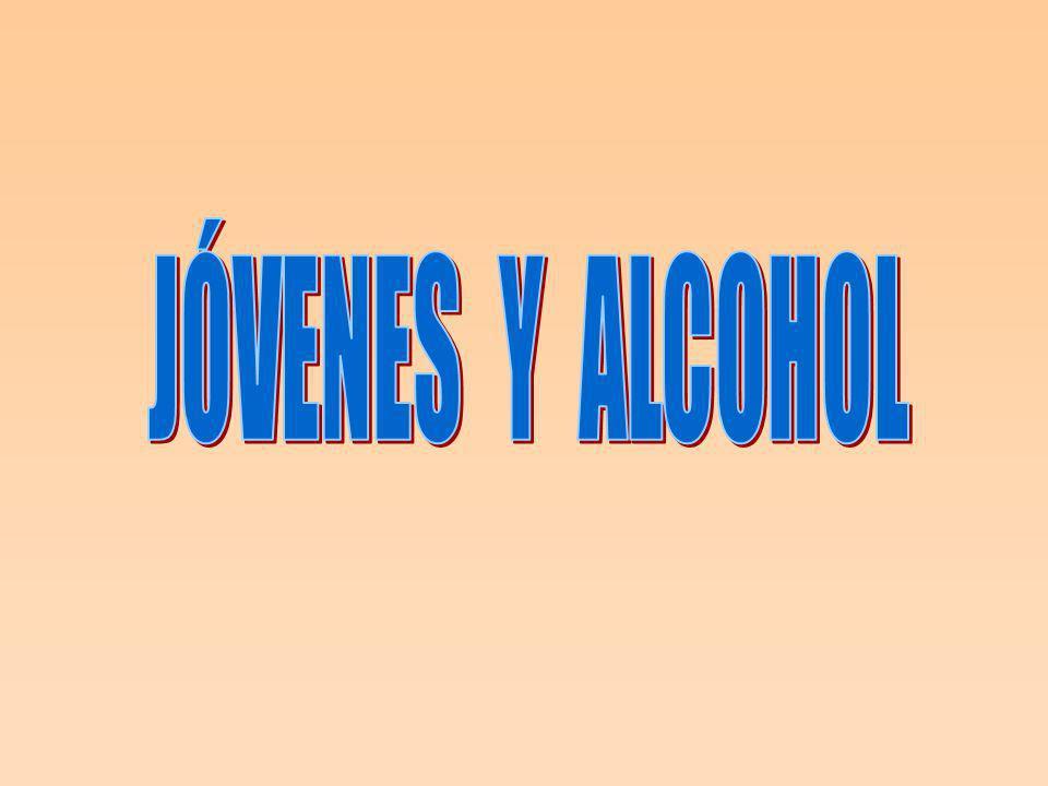 GRADUACIÓN DE LAS BEBIDAS ALCOHÓLICAS Bebidas fermentadas Cerveza (4-6%) Vinos de mesa (10-13%) Vinos generosos (15-18%) Bebidas fermentadas y destila