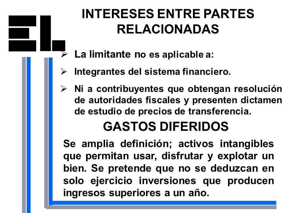 La limitante n o es aplicable a: Integrantes del sistema financiero. Ni a contribuyentes que obtengan resolución de autoridades fiscales y presenten d