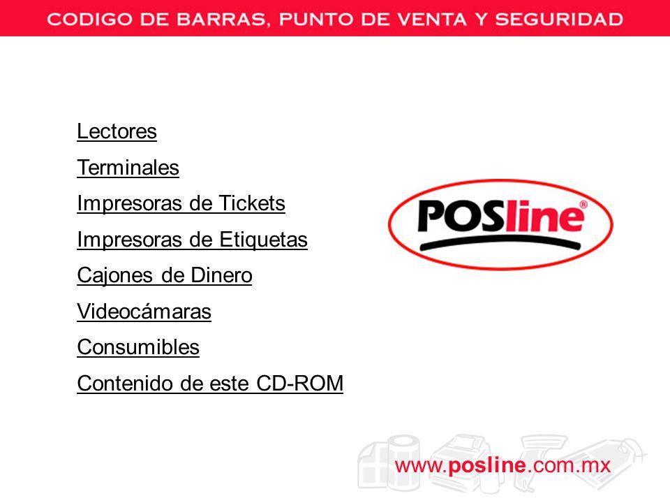 www.posline.com.mx Monitor Blanco y Negro MONITORES n Monitor para bancos, bares, restaurentes, hoteles, etc.