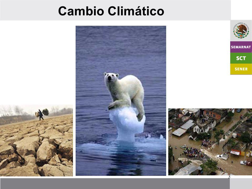3 Cambio Climático