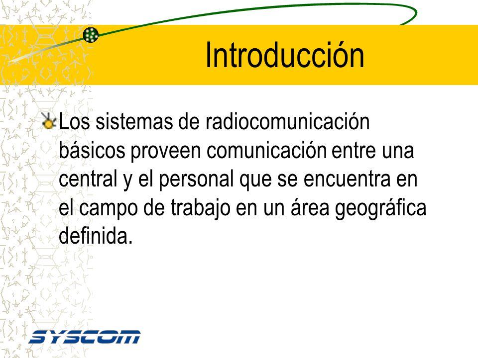 Radio de Dos Vías y su Funcionamiento