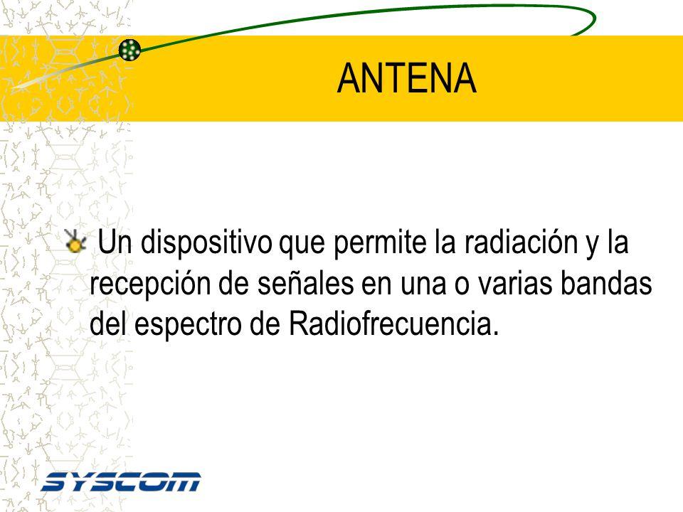 Estación Fija Mayor efectividad debido al uso de antenas de alta ganancia y con mucho mayor altura