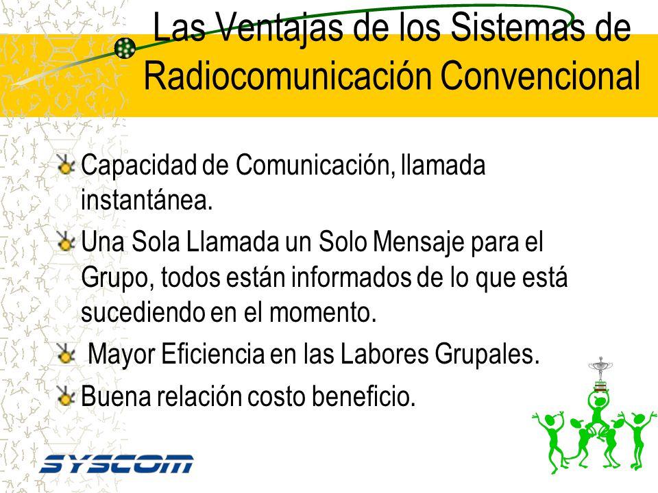 Sistema de Radiocomunicación Convencional Repetidor Estación Base Móviles Portátiles