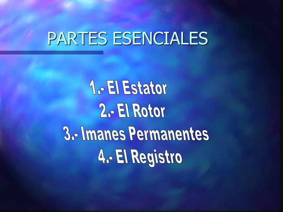 PARTES ESENCIALES