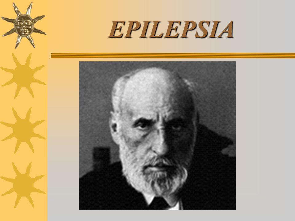 EPILEPSIA La Organización Mundial de la Salud hacia 1973, define a la Epilepsia como: una afección crónica de etiología diversa, caracterizada por crisis recurrentes, debidas a una descarga excesiva de las neuronas cerebrales (crisis epilépticas), asociadas a manifestaciones clínicas y paraclínicas .