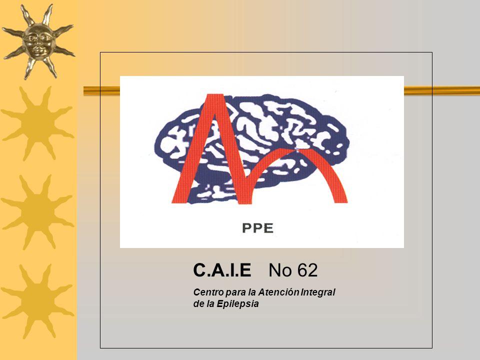 C.A.I.E No 62 Centro para la Atención Integral de la Epilepsia