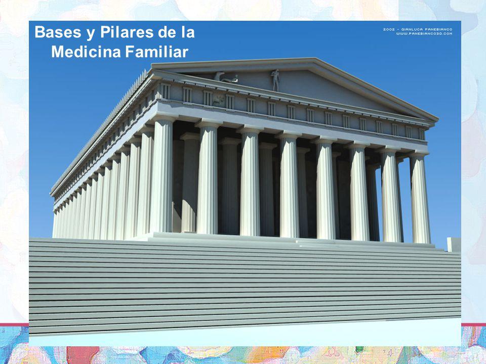 Bases y Pilares de la Medicina Familiar