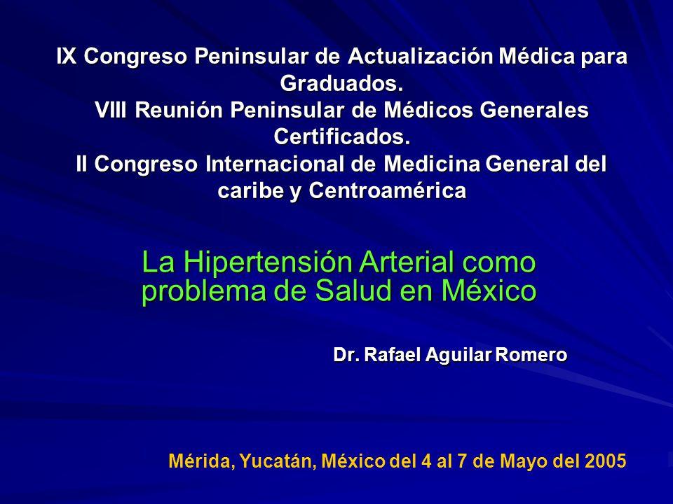 Historia natural de la Hipertensión Arterial Sistémica Historia natural de la Hipertensión Arterial Sistémica.