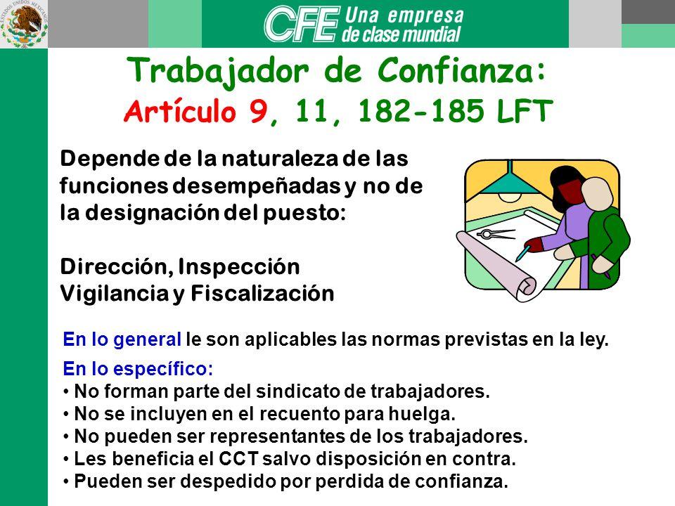 Trabajo = Actividad humana: Actividad intelectual Actividad material Trabajador: Artículo 8 LFT Persona física que presta a otra física o moral un tra