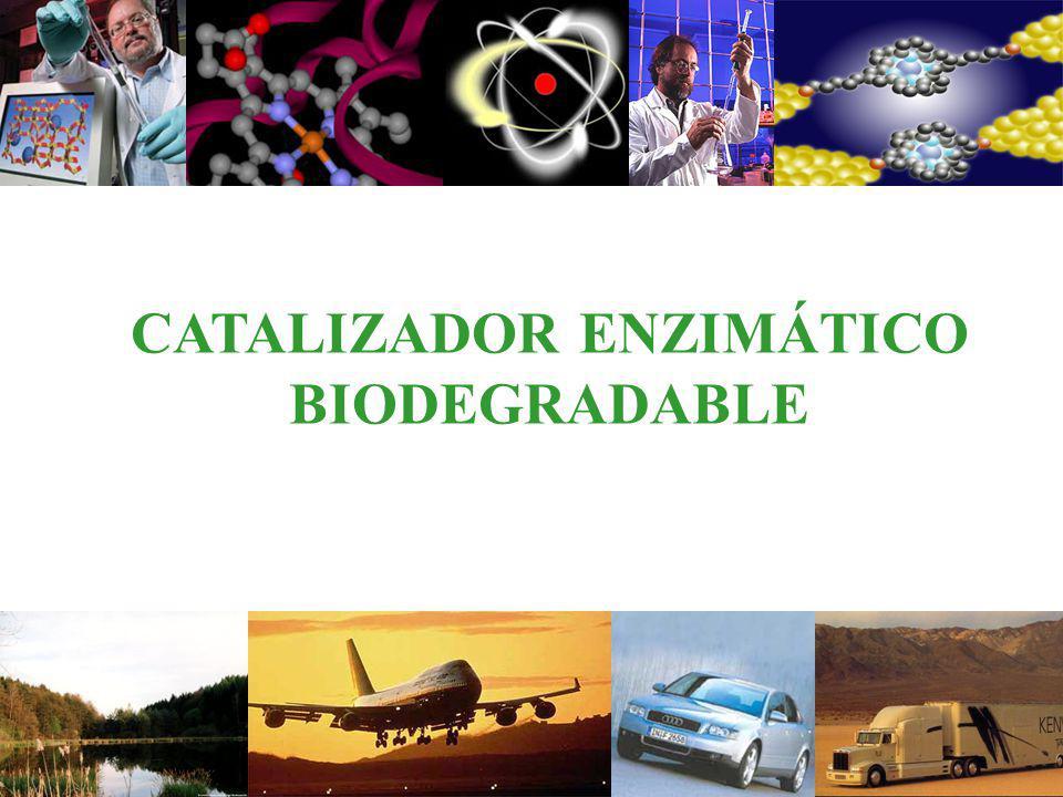 BIODEGRADABLE Bio Plus Fuel ® CATALIZADOR ENZIMÁTICO 1 BIODEGRADABLE