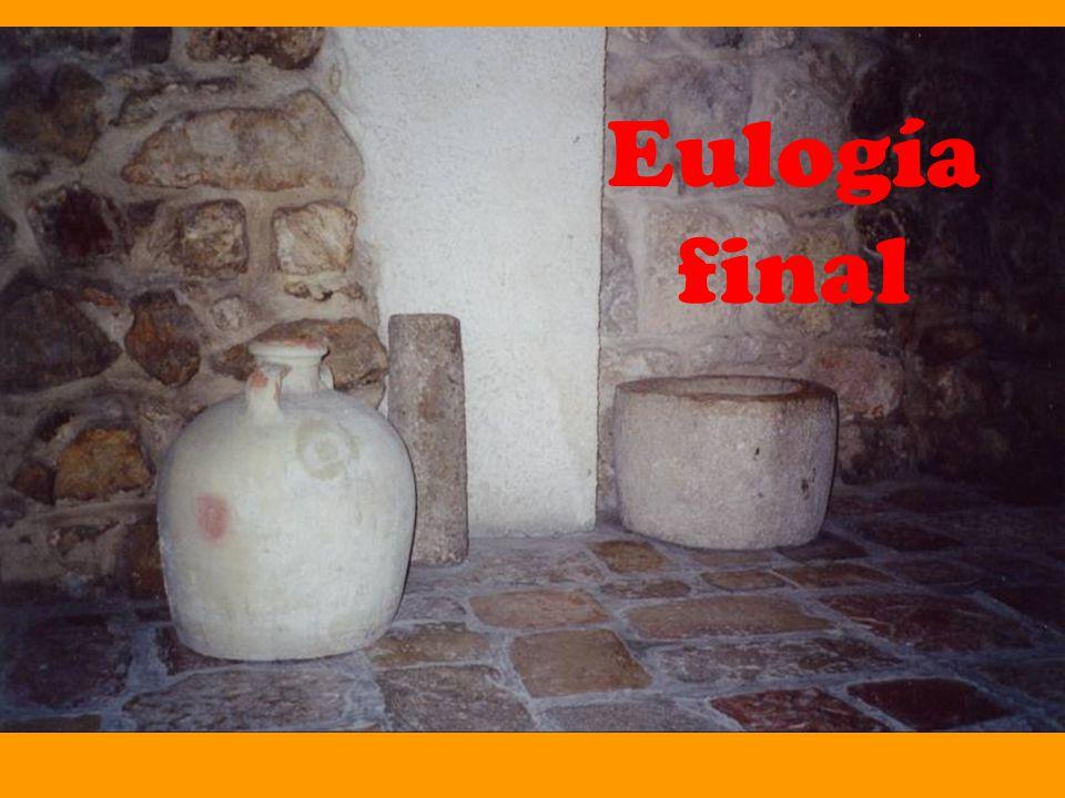 Eulogía final