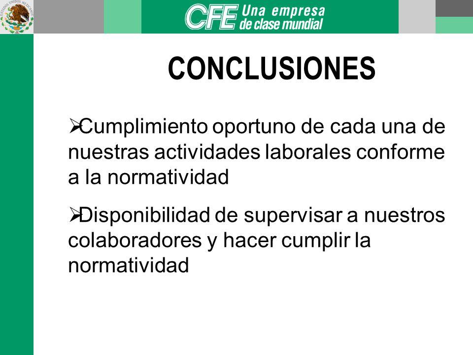 CUANDO EL TRABAJADOR DE C.F.E.