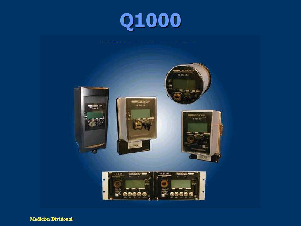 Medición Divisional Q1000