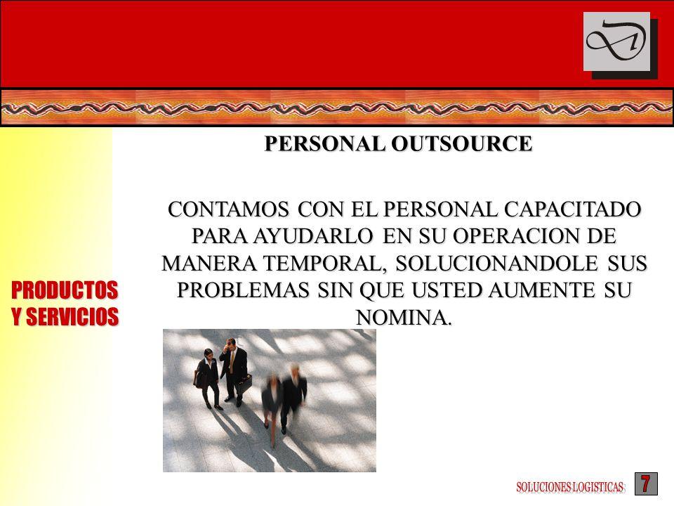 ASESORIA MANEJO DE ALMACENES MANEJO DE ALMACENES DISTRIBUCION DISTRIBUCION LINEAS DE SURTIDO LINEAS DE SURTIDO TRANSPORTACION TRANSPORTACION DISEÑO DE LAYOUTS DISEÑO DE LAYOUTS PRODUCTOS Y SERVICIOS