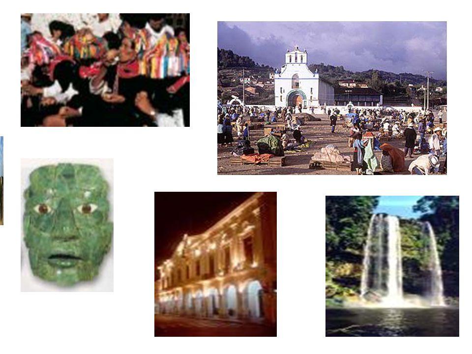 IZAMAL Conocida como la Ciudad de los Cerros , tiene como edificio más importante el Ex-Convento de San Antonio construido en el siglo XVI sobre un basamento maya y cuyo atrio de 80,000 metros cuadrados es mayor que el de San Pedro en Roma.