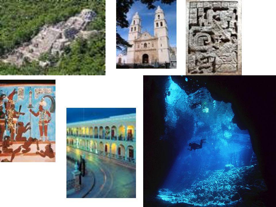 Campeche El silencio de la ciudad de Campeche es mágico y conmovedor.