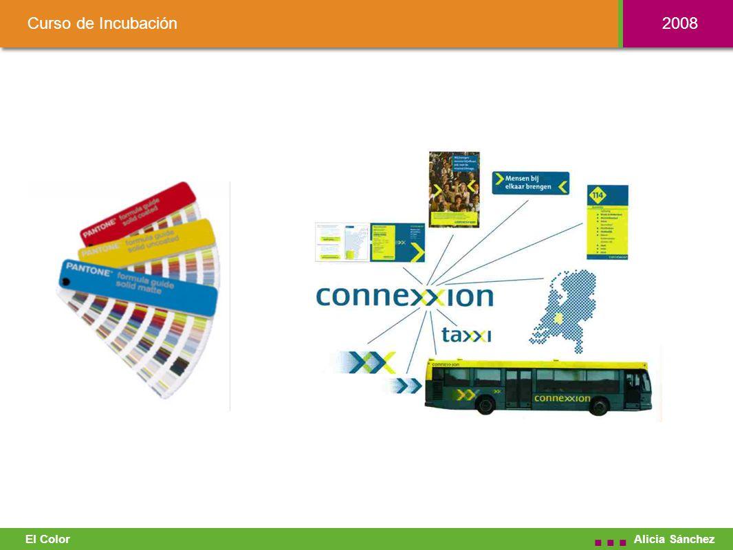 2008 Curso de Incubación Alicia Sánchez... El Color