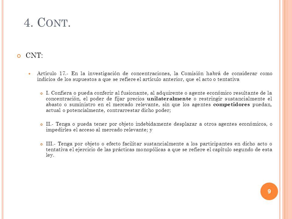 4. C ONT.