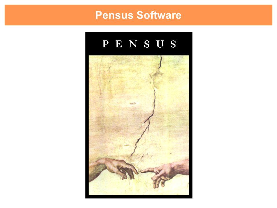 Pensus Software, creando soluciones desde 1988