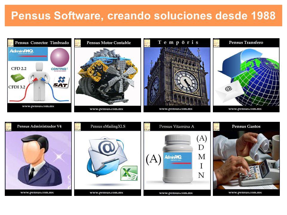 Pensus Software, presenta...