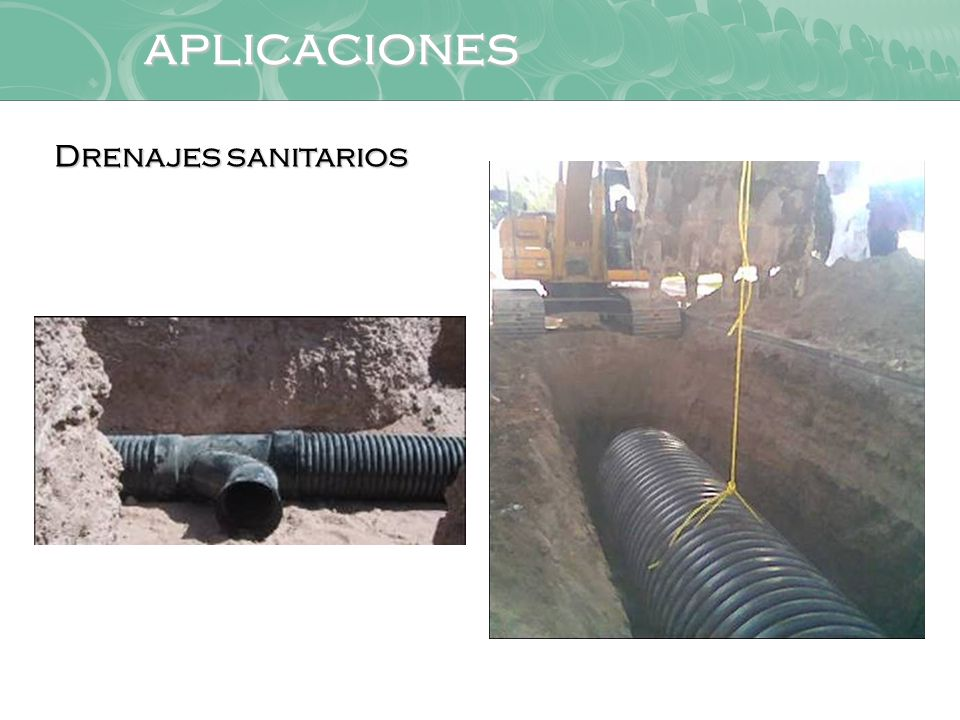 Cableado subterraneo aplicaciones