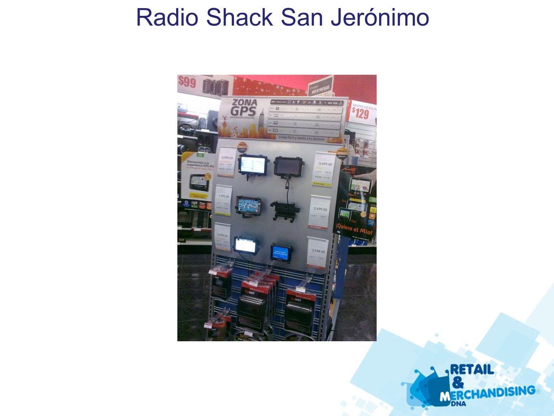 Radio Shack San Jerónimo
