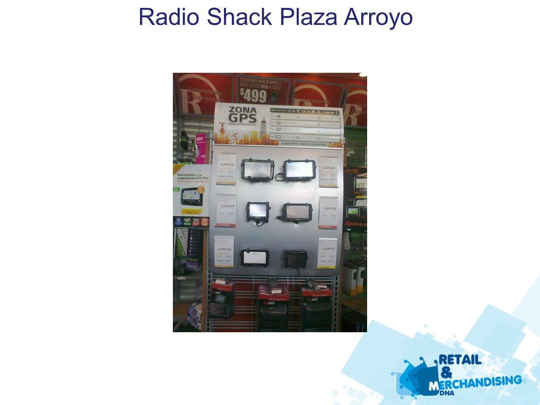 Radio Shack Plaza Arroyo