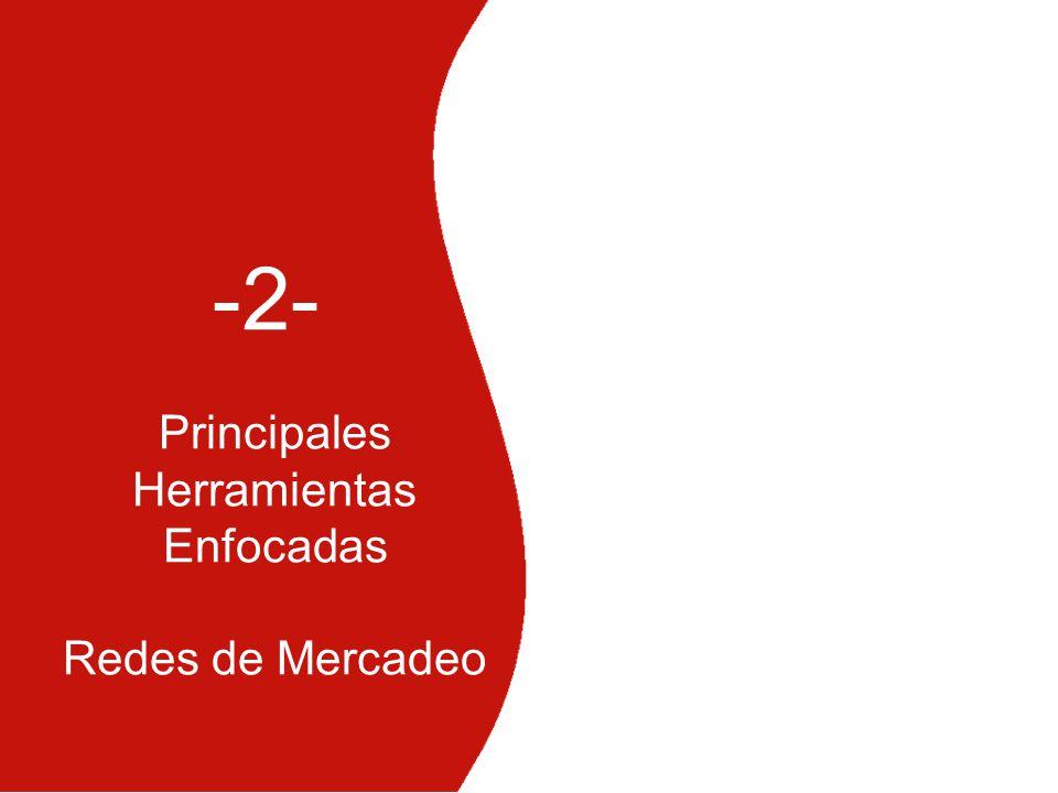 Principales Herramientas Enfocadas Redes de Mercadeo -2-