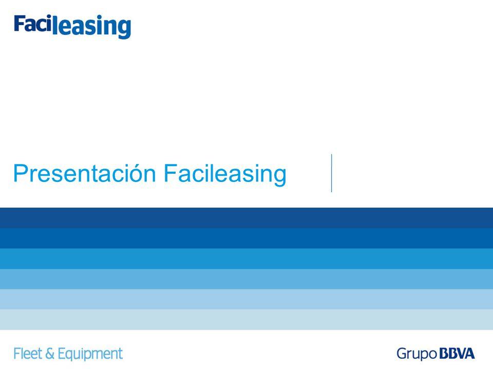 Presentación Facileasing