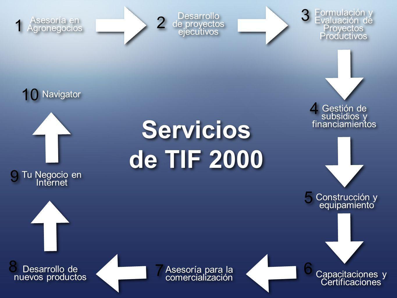 Asesoría en Agronegocios Asesoría en Agronegocios Desarrollo de proyectos ejecutivos Desarrollo de proyectos ejecutivos Formulación y Evaluación de Pr
