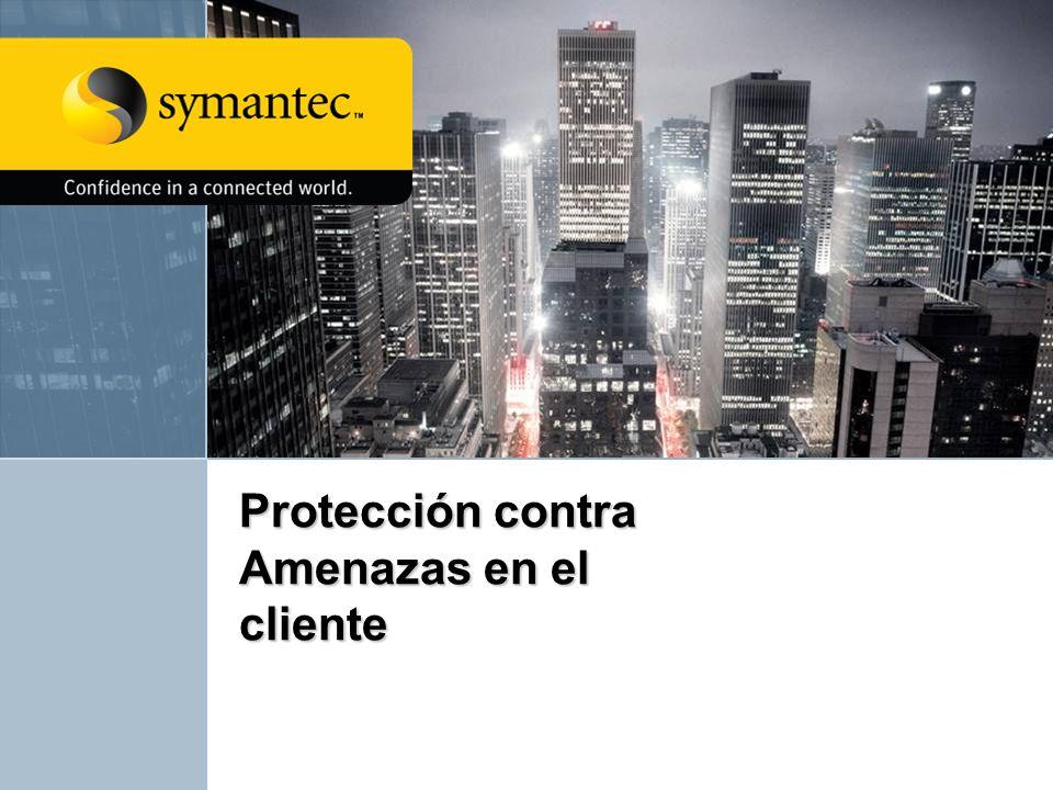 Protección contra Amenazas en el cliente
