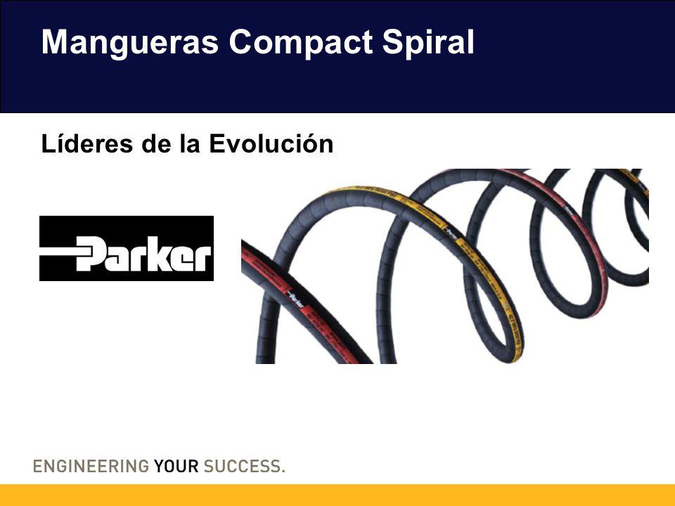 Mangueras Compact Spiral Líderes de la Evolución