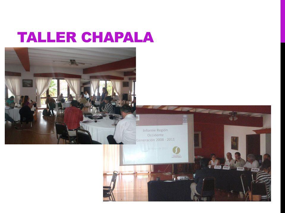 TALLER CHAPALA