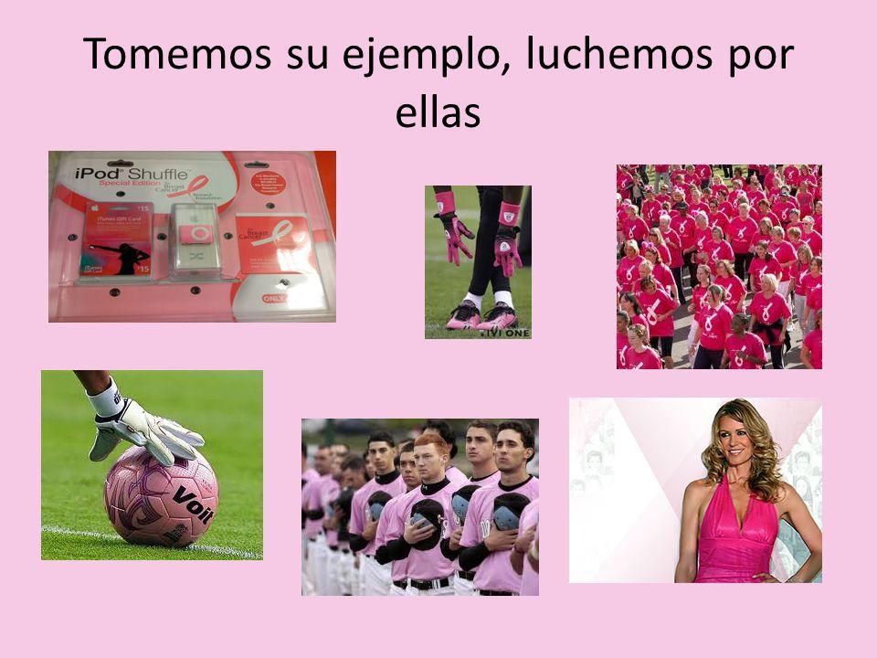 Veamos la vida de color Rosa Esta carrera tiene como fin iniciar una divertida y original forma de luchar contra el cáncer de mama.