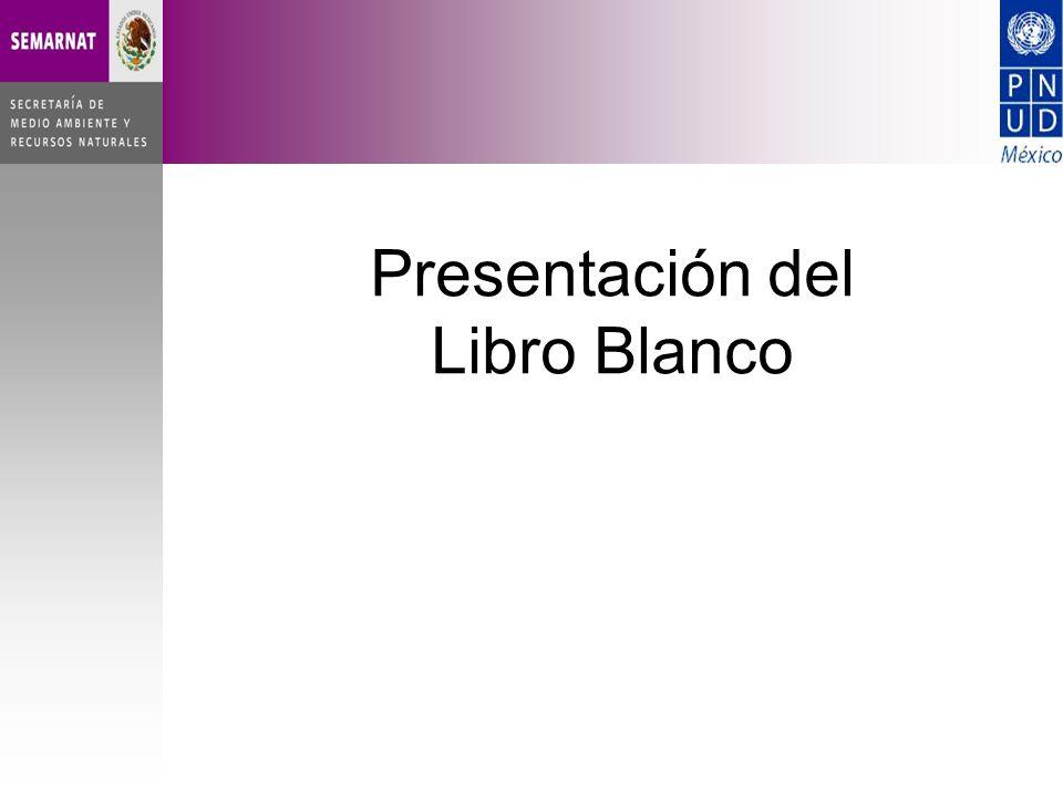 Presentación del Libro Blanco